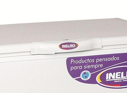 freezer horizontal inelro fih 550 520 lt dual