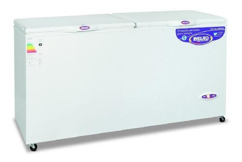 freezer horizontal inelro fih-550 520 lts full dual 4700