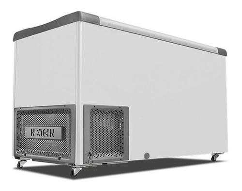 freezer horizontal metalfrio tampa de vidro