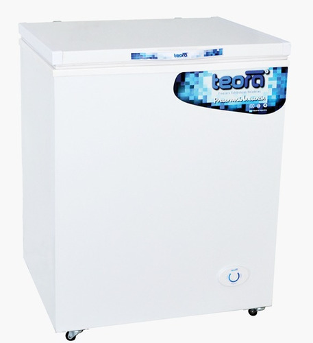 freezer horizontal pozo teora fh250 230 lts funcion dual