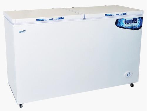 freezer horizontal pozo teora fh550 542 lt funcion dual cuotas