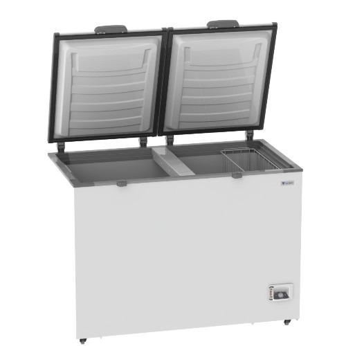 freezer horizontal venax chdm 400 litros - branco 110v