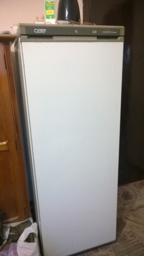 freezer marca cindy mod. 220. por mudanza