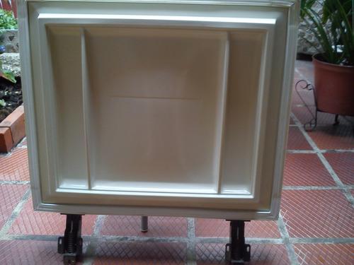 freezer o refrigerador tapa  sin bisagra poco uso