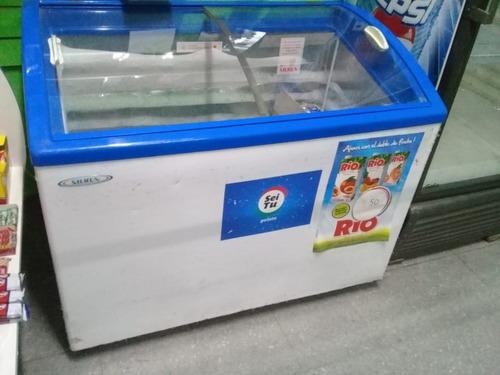 freezer para comercio
