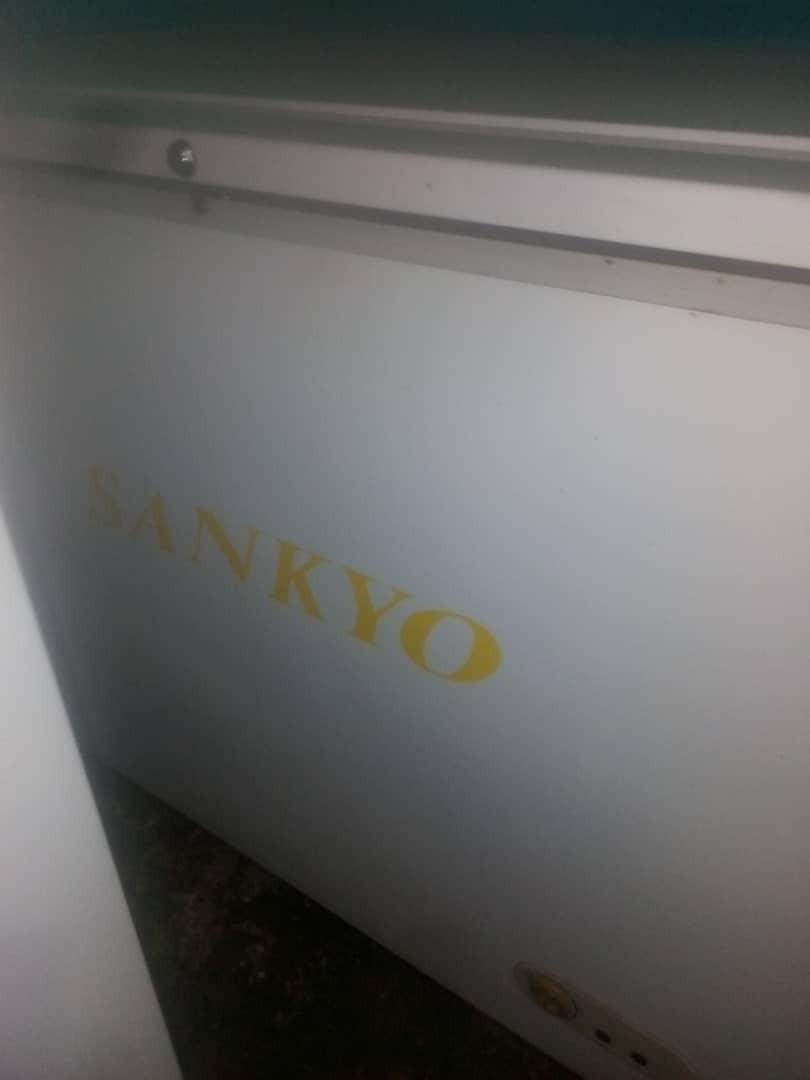 Freezer Sanyo 200 Lt Cargando Zoom
