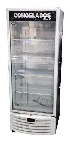 freezer vertical inelro 580 litros frio aire forzado bt19