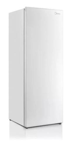 freezer vertical midea fc-mj6war 5 cajones 160 litros blanco