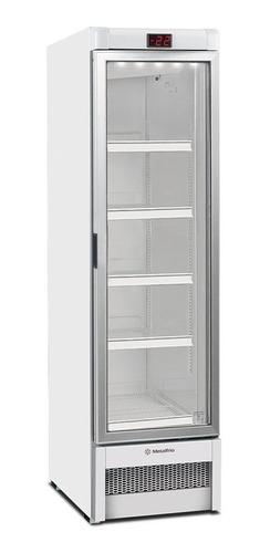 freezer vertical slim congelados 324 l vf28 f metalfrio