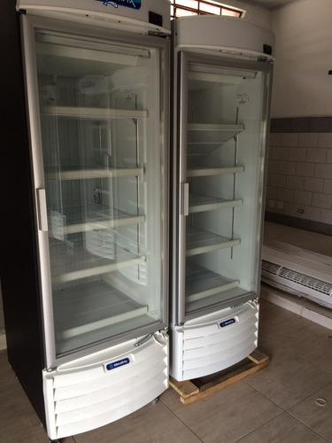 freezer vertical. vr50f. metalfrio. semi novo. pouco usado