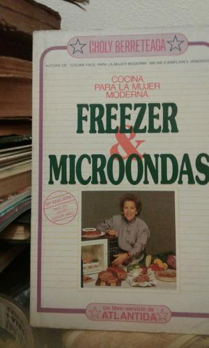freezer y microondas choly berreteaga