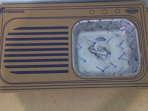 fregadero 94x53 fanainox acero inox (sobre tope) 90
