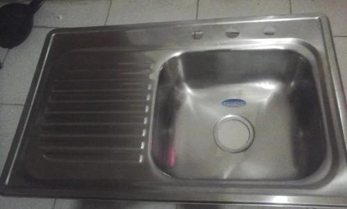 fregadero lavaplatos fanainox