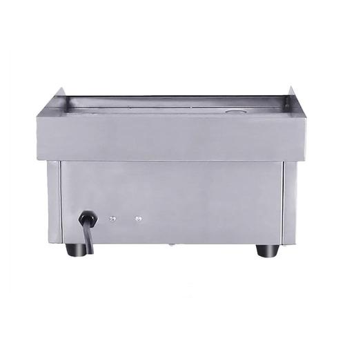 freidor asador electrico 1500w comercial  36x38cm mostrador