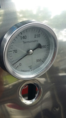 freidora 10 litros tecnocalor a gas con base