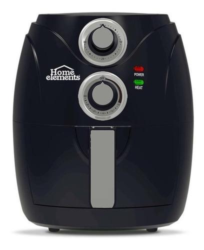 freidora 95% menos grasa home elements 1.8 litros