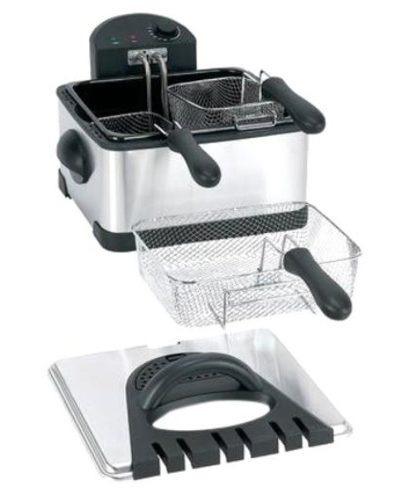 freidora b&f system - deep fryer