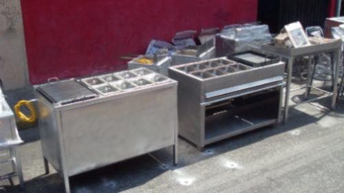 freidora con plancha de 40x40 la plancha sirve como estufa