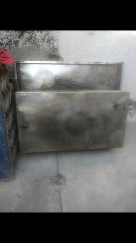freidora de acero inoxidable