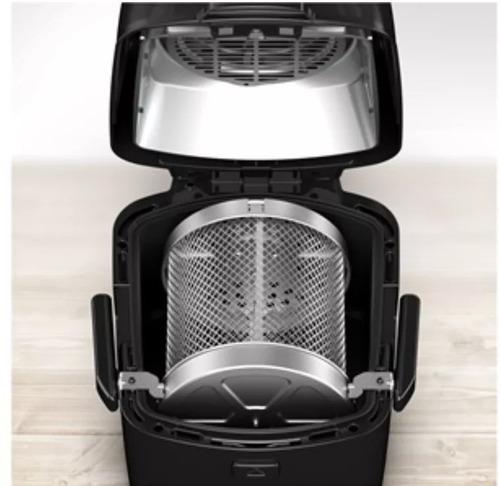 freidora de aire asador black & decker hfd2000b