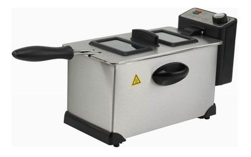 freidora eléctrica 3 l. 1600w rfr-fryer30 inoxidable recco