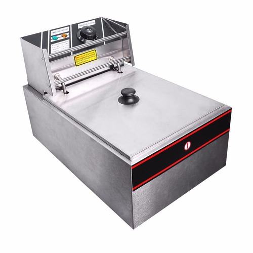 freidora electrica 6 litros uso commercial 25000 watts
