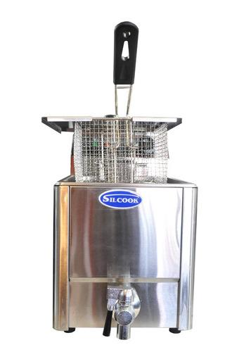 freidora electrica 8 litros con canilla de desagote indust
