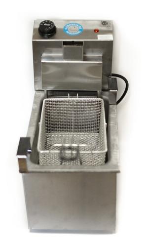 freidora electrica anion 6 litros industrial acero cuotas