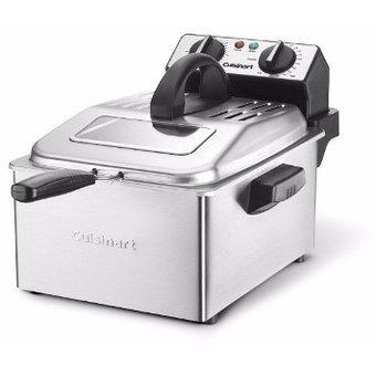 freidora electrica cuisinart cdf-200 - 3.8 litros