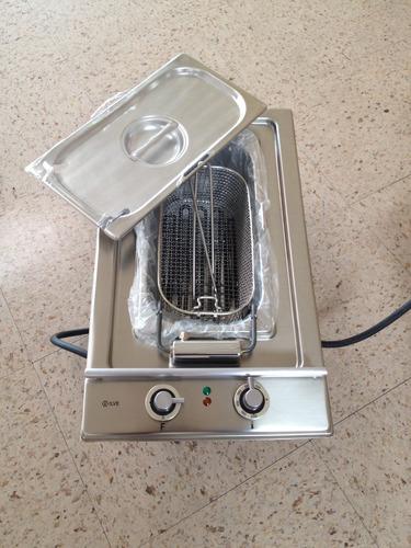 freidora eléctrica ilve h30fx