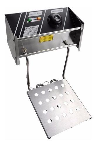 freidora eléctrica industrial comercial 6 litros envio grati