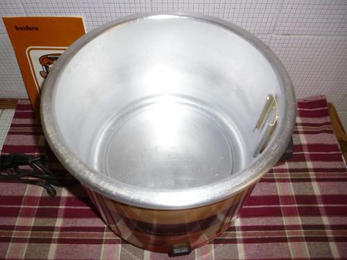 freidora electrica moulinex, como nueva, con su manual