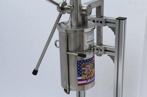 freidora eléctrica  para churros de 5l/6l acero inoxidable