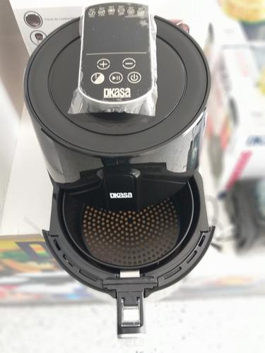 freidora eléctrica sin aceite dkasa