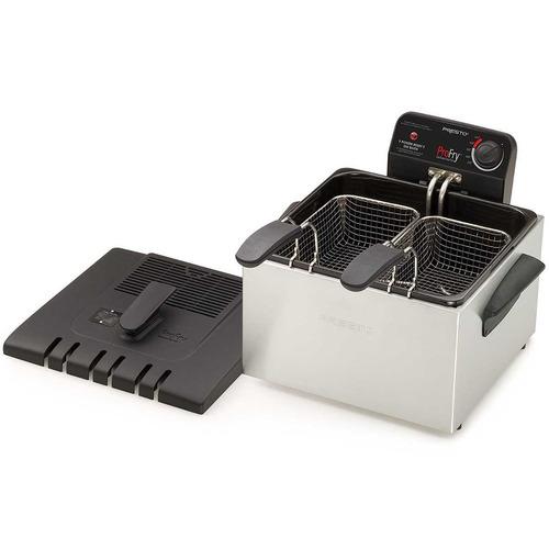freidora electrico presto® mod (05466) 5/lts nuevo en caja