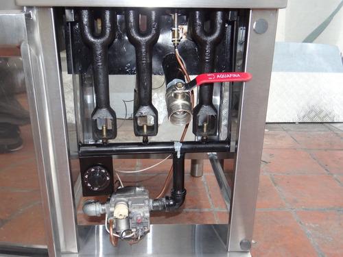 freidora industrial de alto rendimiento