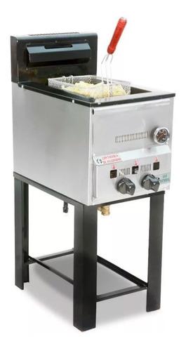 freidora industrial fornax 18 litros tavola fb18l multigas