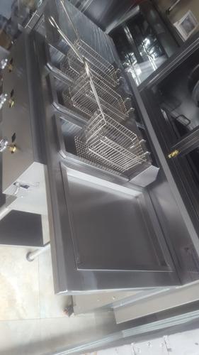 freidora salchipapera pozo independientes somos fabricantes