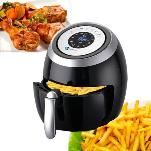 freidora sin aceite air fryer cero grasas comida saludable