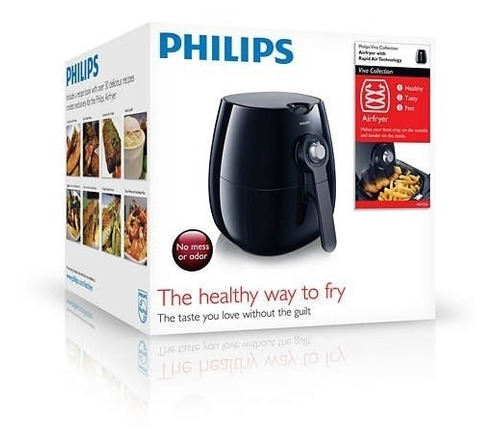 freidora sin aceite philips viva collection airfryer hd9220