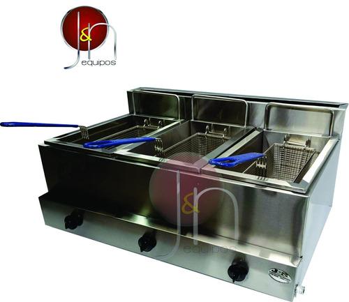 freidores cocinas extractor grasa