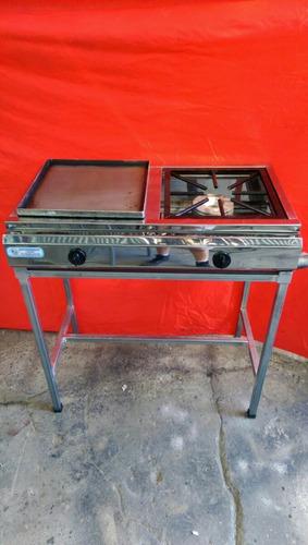 freidores cocinas mesas