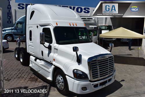 freightliner cascadia 2011 13 velocidades