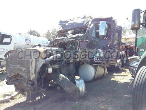freightliner cascadia 2013 para reparar... no partes...