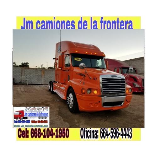 freightliner century 2009 en muy buenas condiciones nacional