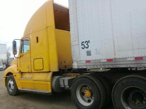 freightliner columbia 2006 mexicano detroit 430 18 vel