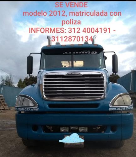 freightliner columbia 2012