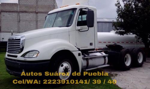 freightliner columbia cl 120 2009
