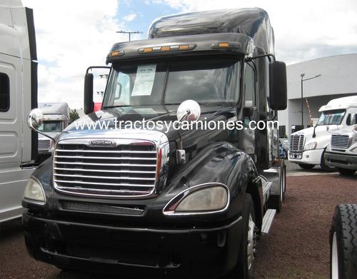 freightliner columbia cl 120 modelo 2013
