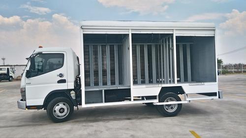 freightliner fl360 con caja refresquera